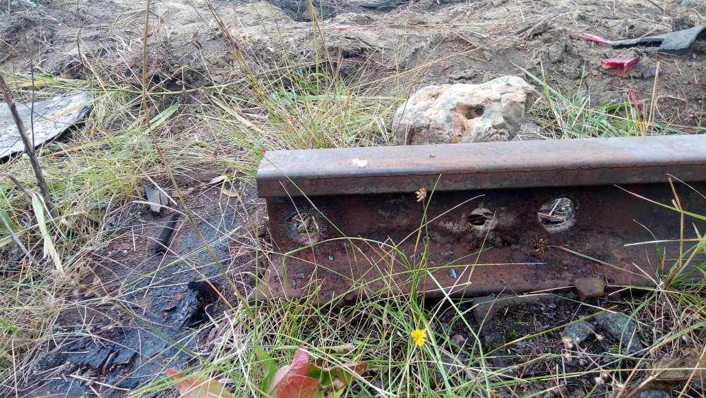 В Новозыбкове железнодорожников осудили за кражу 1800 кг рельсов