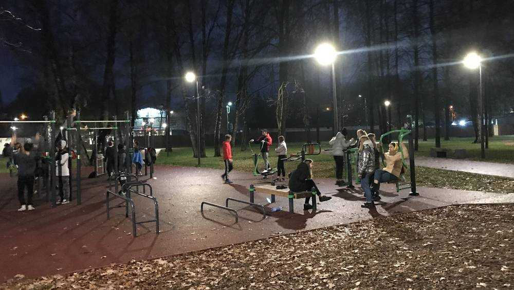 Майский парк Брянска побил рекорд популярности