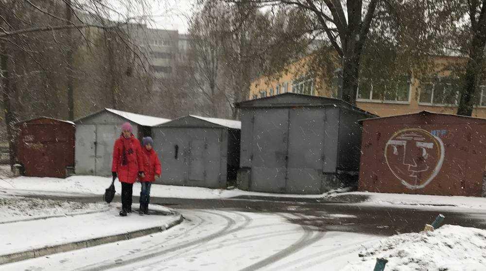 Брянские чиновники забыли очистить город от 2100 незаконных гаражей