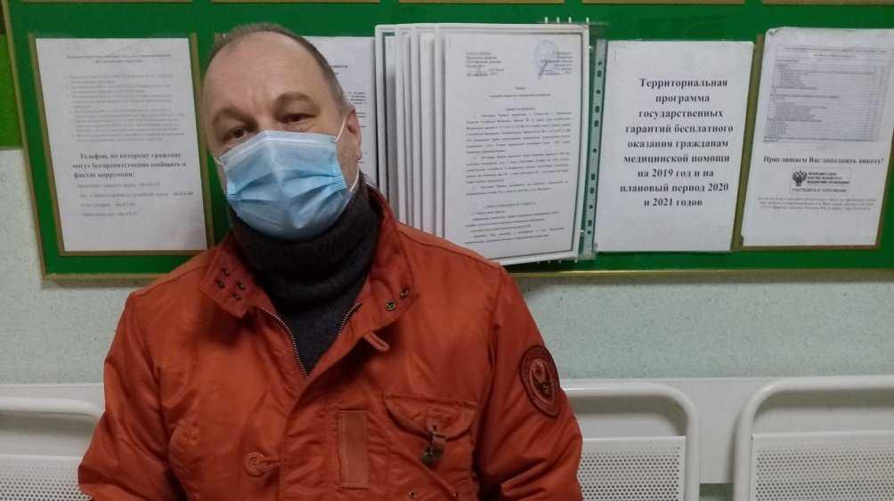 Потерявшего сознание брянского музыканта Лиса доставили в больницу