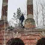 Сотрудники и осуждённые из колонии-поселения навели порядок в Ляличах