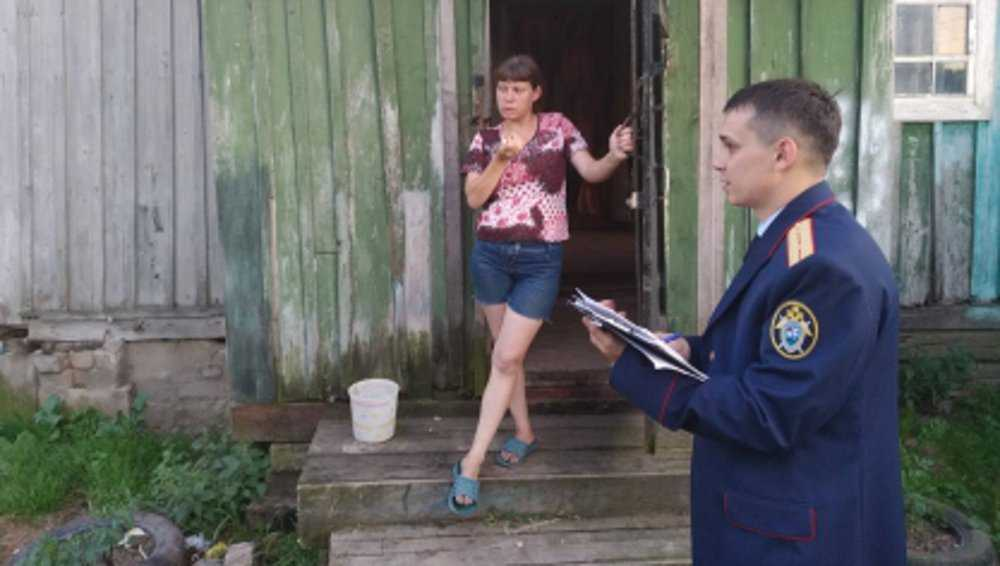Избивавшая свою дочь жительница Дятькова предстанет перед судом