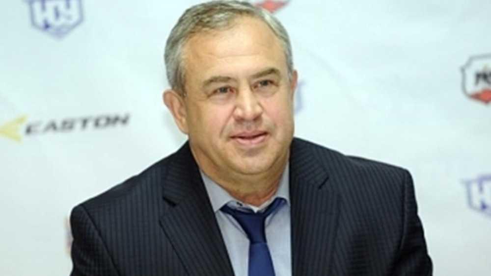 Ушёл из жизни бывший наставник хоккейной команды «Брянск» Николай Мышагин