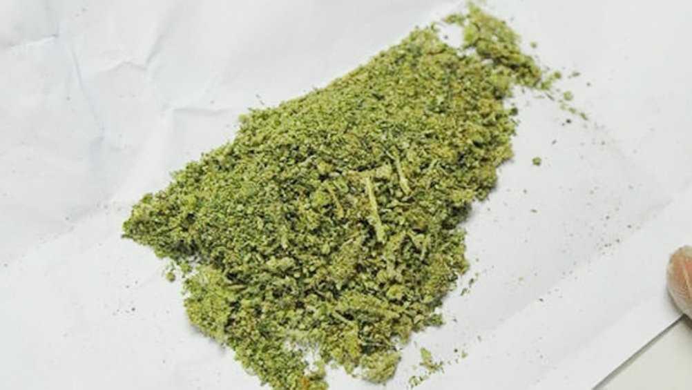В общежитии Новозыбкова обнаружили 300 граммов марихуаны
