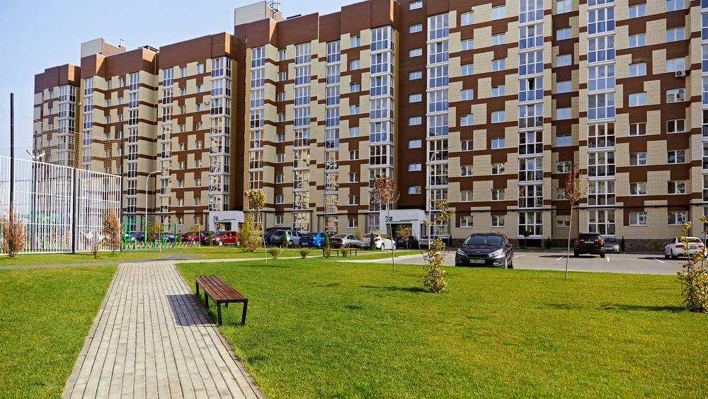 В Брянске показали достойный образец благоустройства и озеленения