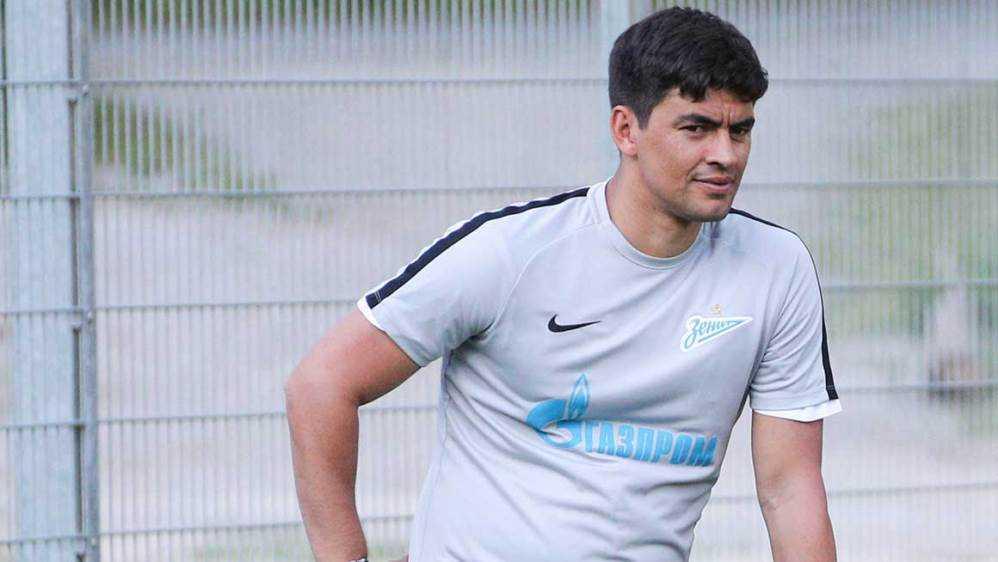 Экс-игрока брянского «Динамо» выгнали с матча «Зенита» в Санкт-Петербурге