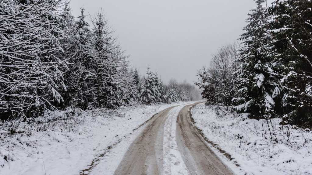Брянских водителей предупредили об ухудшении дорожных условий