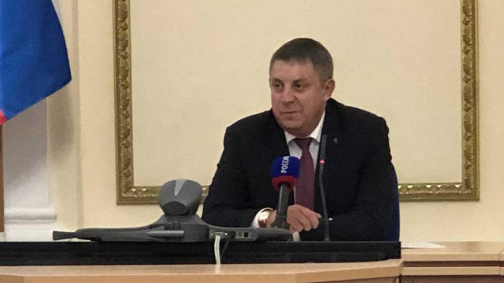 Брянский губернатор отметил помощь предприятий в борьбе с коронавирусом