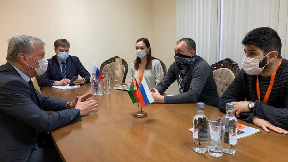 Брянские сласти скоро появятся в Белоруссии