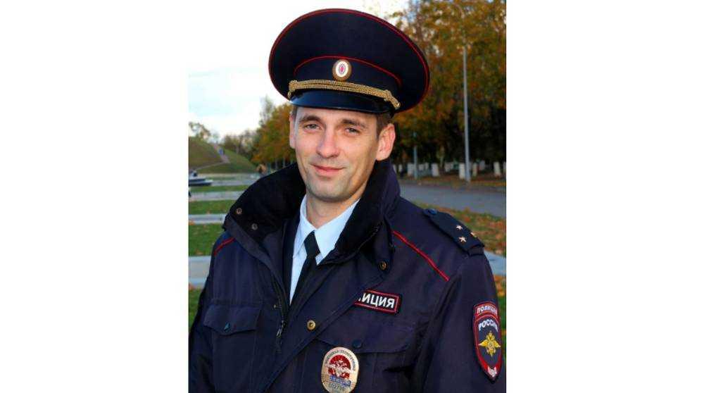 Константин Артамонов вышел в финальный этап конкурса «Народный участковый» 2020