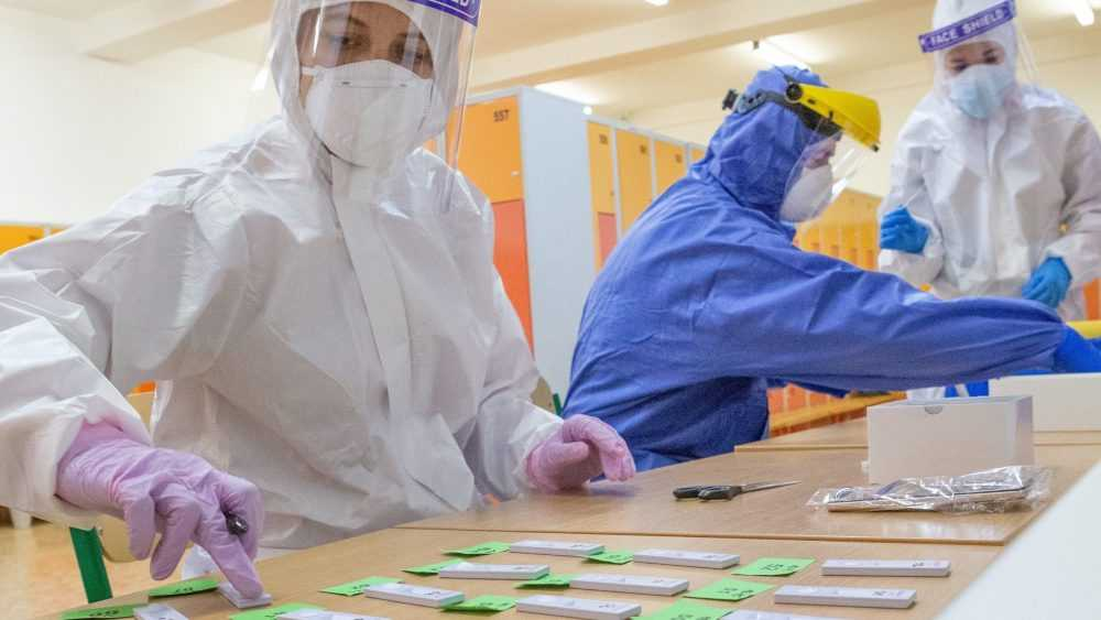 В Брянской области за сутки от коронавируса умерло 6 человек