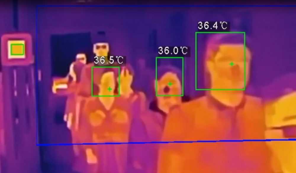 Более 100 предприятий разных отраслей установили тепловизоры «Ростелекома»