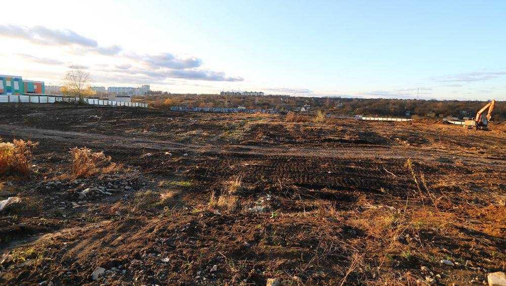 В Брянске началось строительство еще одной школы