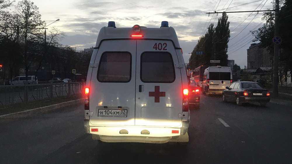 В Брянске скончался сбитый автомобилем 17 сентября пешеход