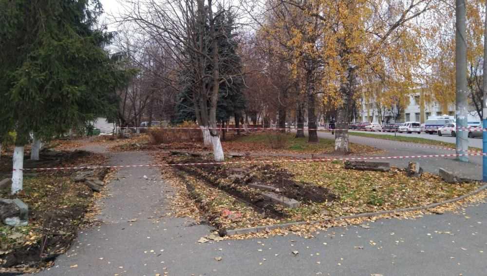 В Брянске приведут в порядок сквер памяти жертв политических репрессий
