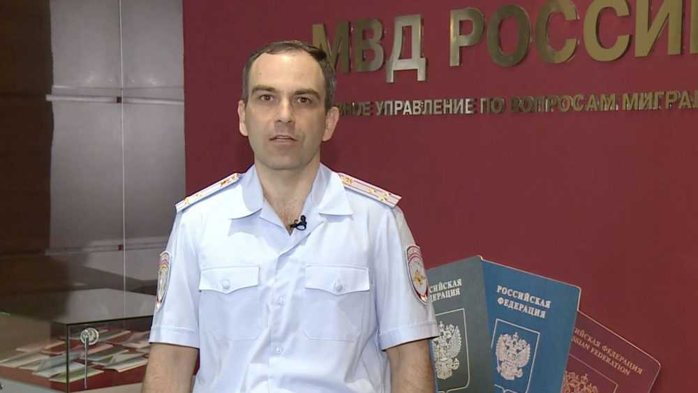 Украина ввела санкции против экс-начальника брянского УФМС Кирилла Адзинова