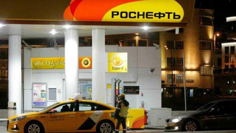 «Роснефть» и «Яндекс» внедрили бесконтактную оплату на АЗС сети в Брянске