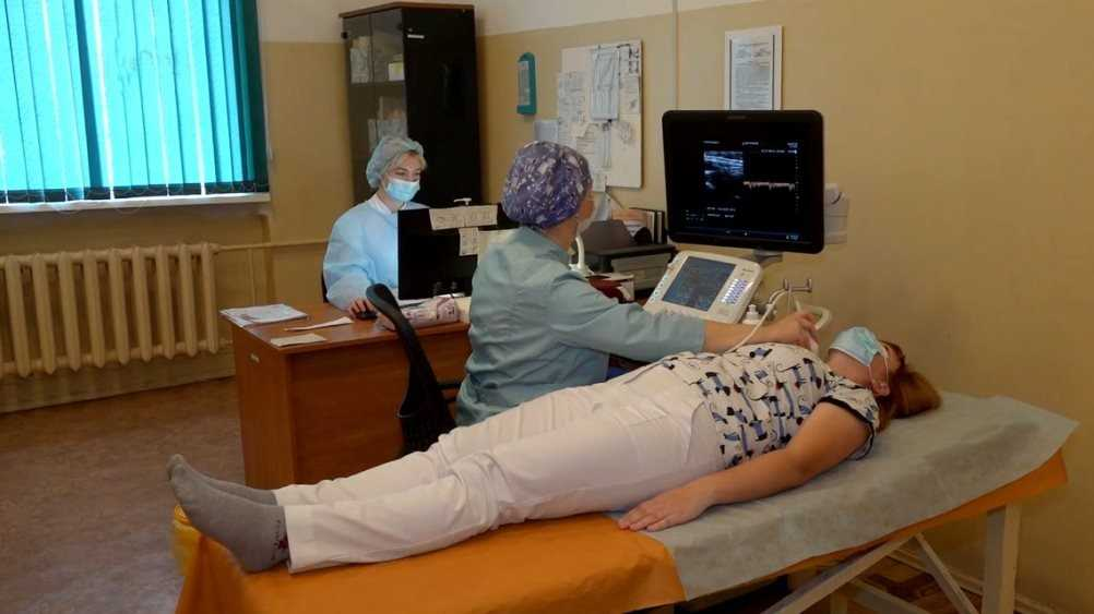 Брянская больница получила новое оборудование для лечения болезней сердца