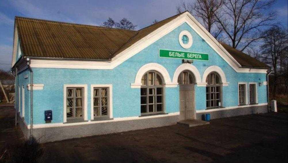 В Белых Берегах замерзающие брянцы попросили открыть вокзал