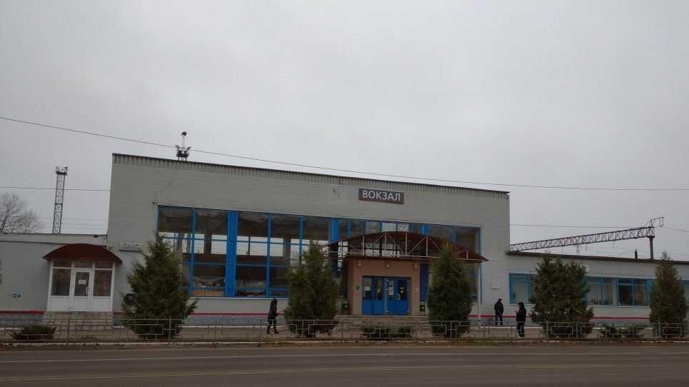 На вокзале Брянск-Льговский начался ремонт