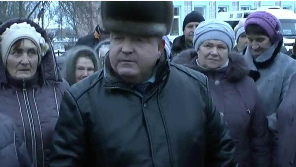 Скончался глава Добрунской сельской администрации Владимир Ячменев