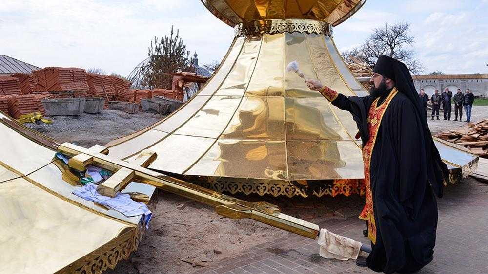В епархии рассказали о погибшем от коронавируса наместнике Свенского монастыря