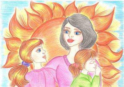 В Красной Горе выбрали лучшие сочинения школьников о мамах