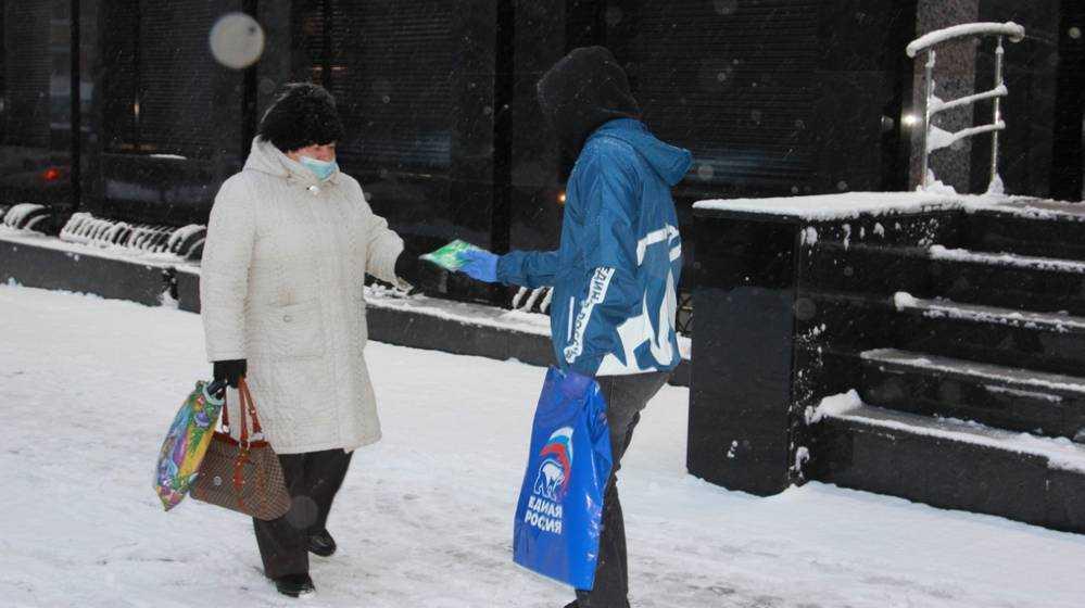 Волонтерская акция по бесплатной раздаче масок стартовала в Брянске