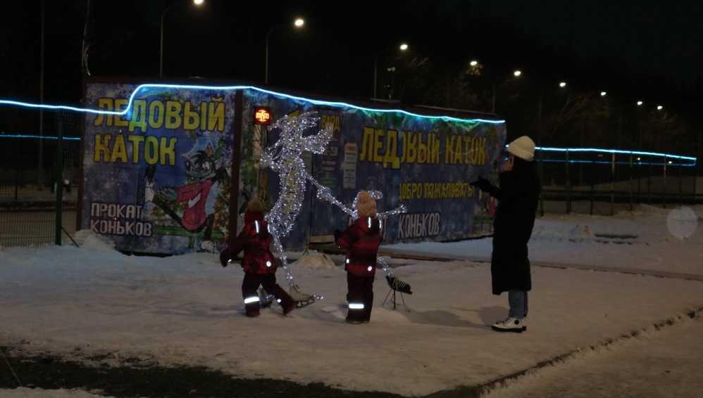 В Брянске возле Кургана поселились герои из мультфильма «Ну, погоди!»