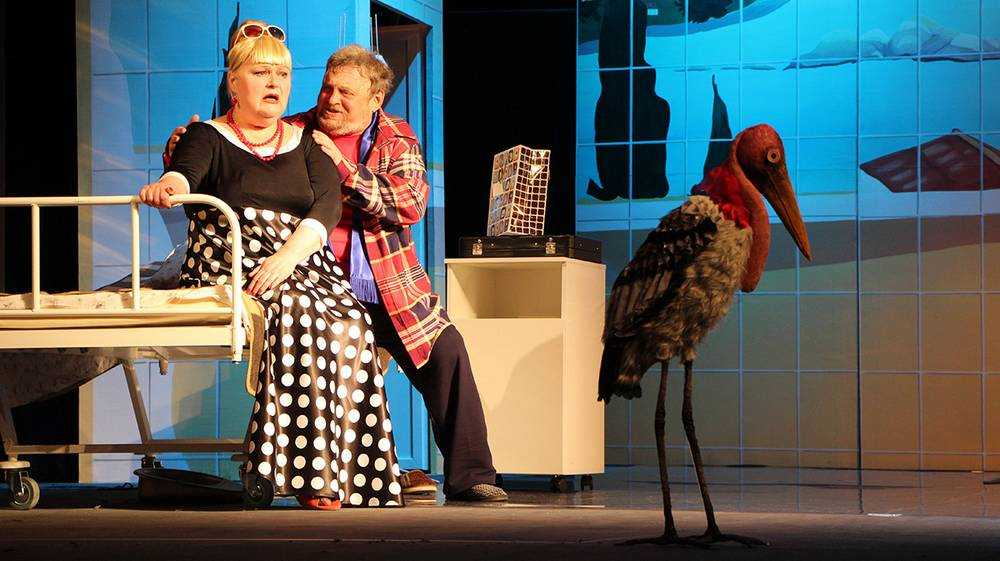 Новый социальный проект в Брянском театре драмы