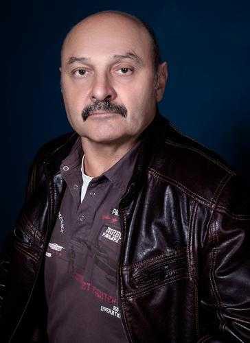 Музыкант Сергей Чекалин