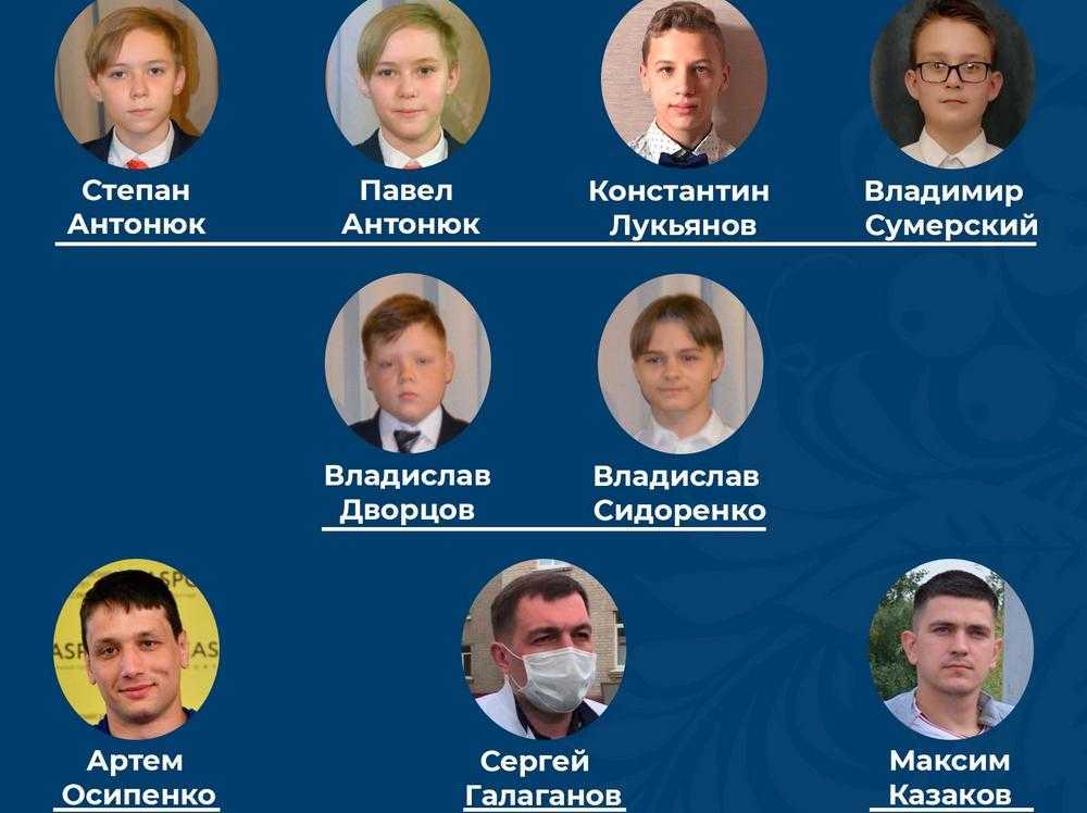 В голосовании за брянских героев в лидеры вышла четверка школьников