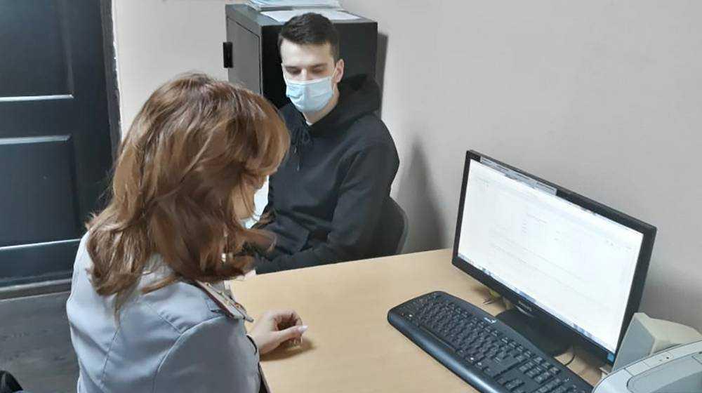 Психологи ИК-4 проводят отбор кандидатов на службу