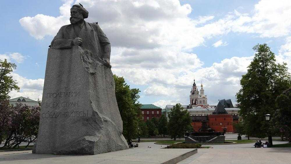 Почему Маркс был против «Северного потока»
