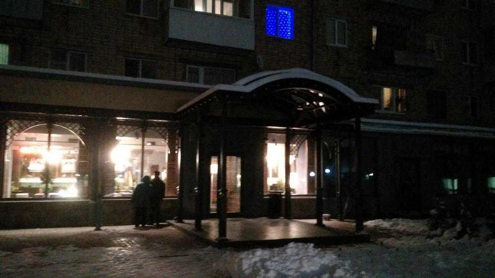 В Брянске открыли необычный ресторан «Zеленый»