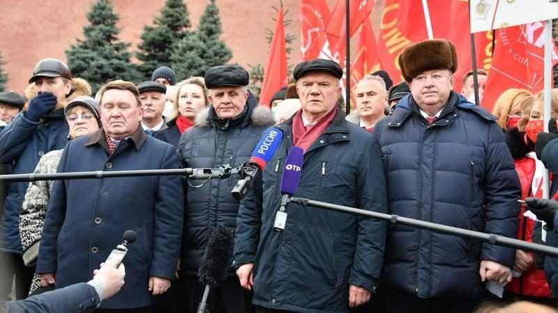 Российские коммунисты угодили в скандалы