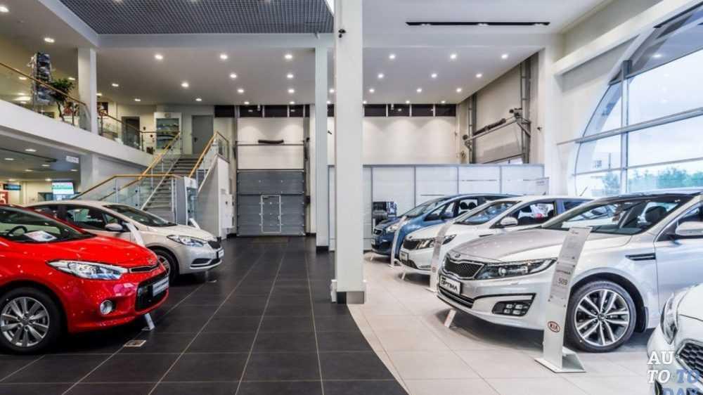 Почему стоит покупать машину в автосалоне