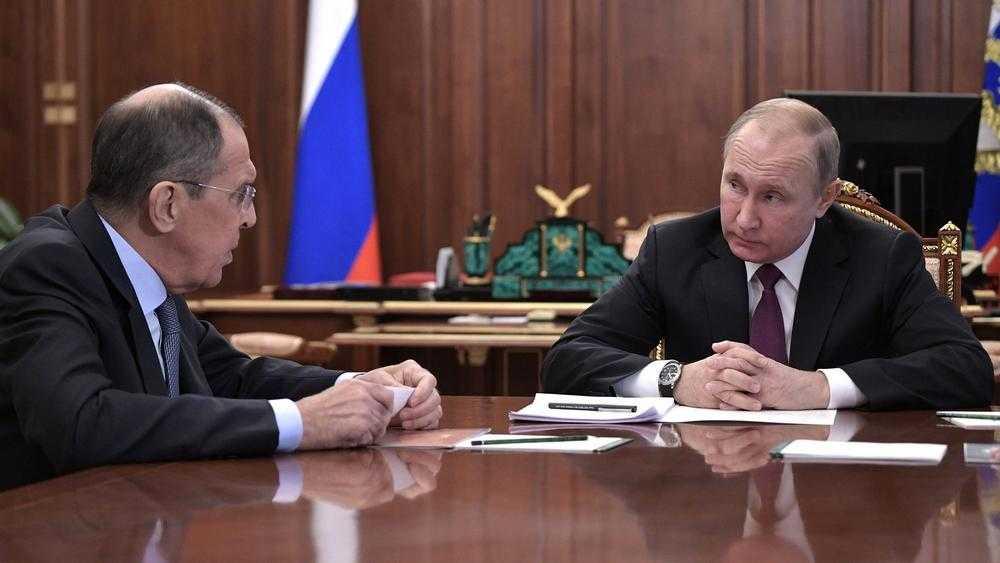Министр Лавров дал рецепт финансовой независимости от Запада