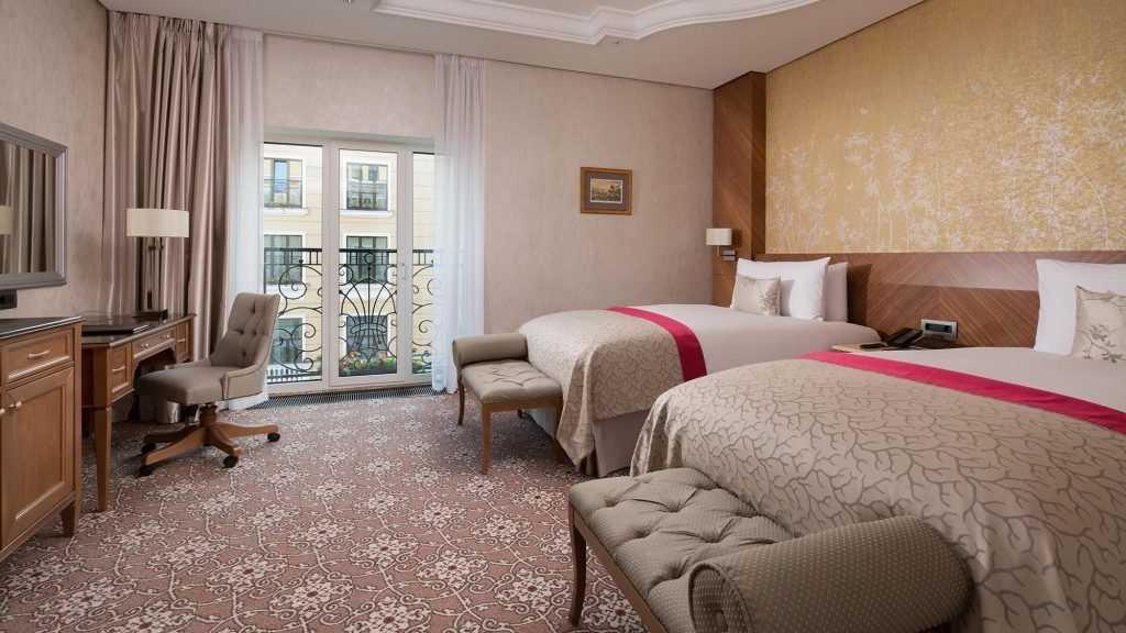 Как выбрать отель в Санкт-Петербурге