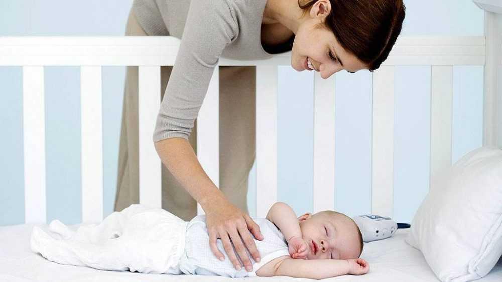 Укачиватель для кроватки «Баю-бай» улучшает сон и помогает родителям