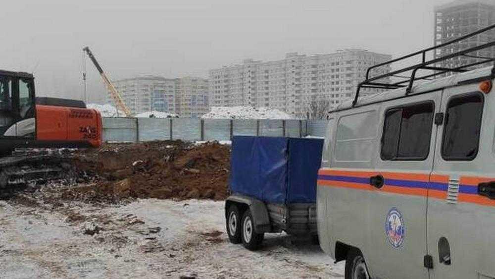 Найдены авиабомбы возле школы №71 Брянска в старом аэропорту