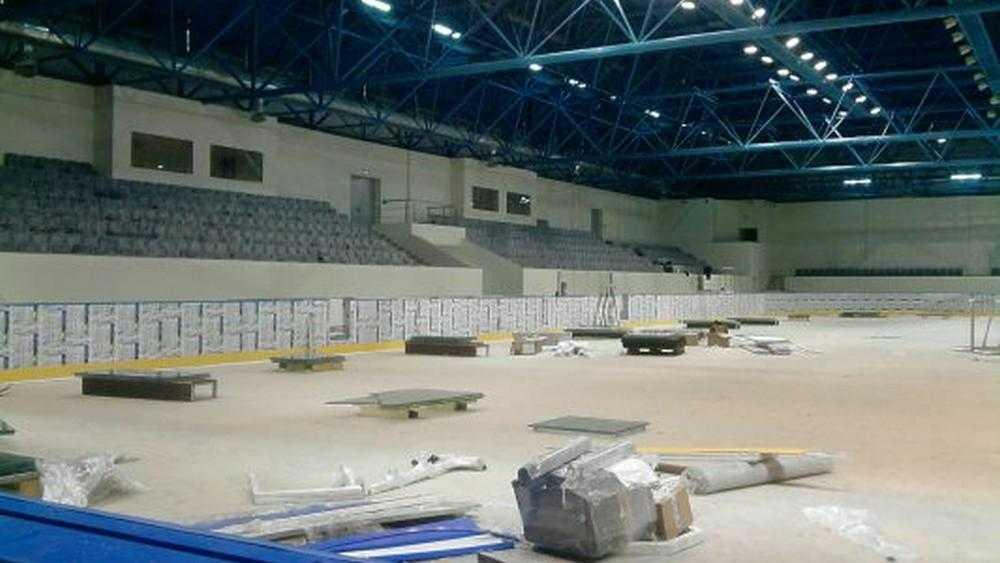 В Новозыбкове против строителей дворца спорта возбудили дело о мошенничестве