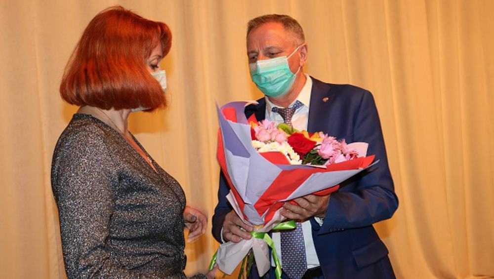 Александр Подольный стал главой администрации Стародубского округа