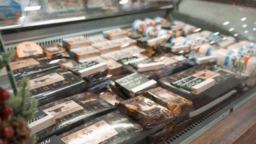 В брянском «Аэропарке» открыли сырный бутик