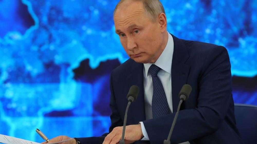 Путину приписали лишние слова в ответе на вопрос об отравлении Навального