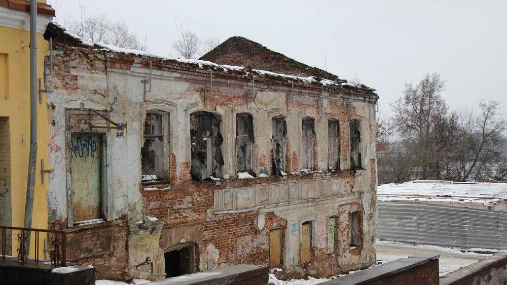 Дом братьев Чулковых отдадут под музей истории Брянска