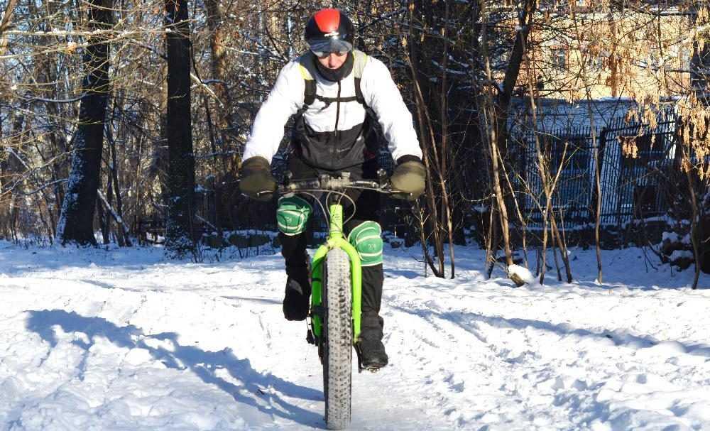 Брянский преподаватель установил зимний рекорд