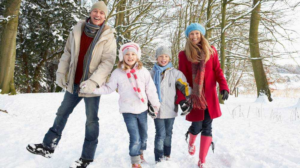 Лео Бокерия пригласил брянцев встретить Новый год семейными прогулками