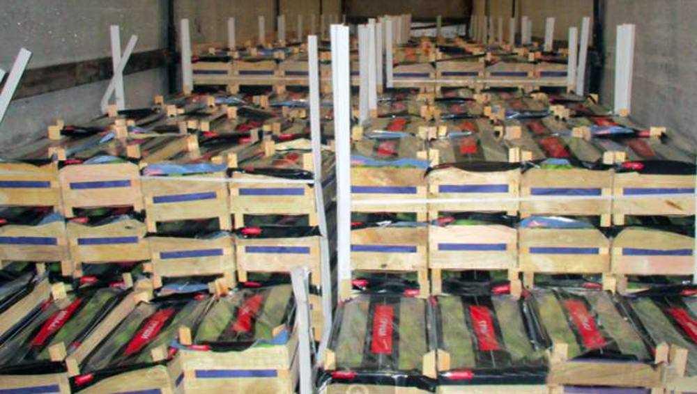 В Брянской области уничтожили 40 тонн санкционных фруктов