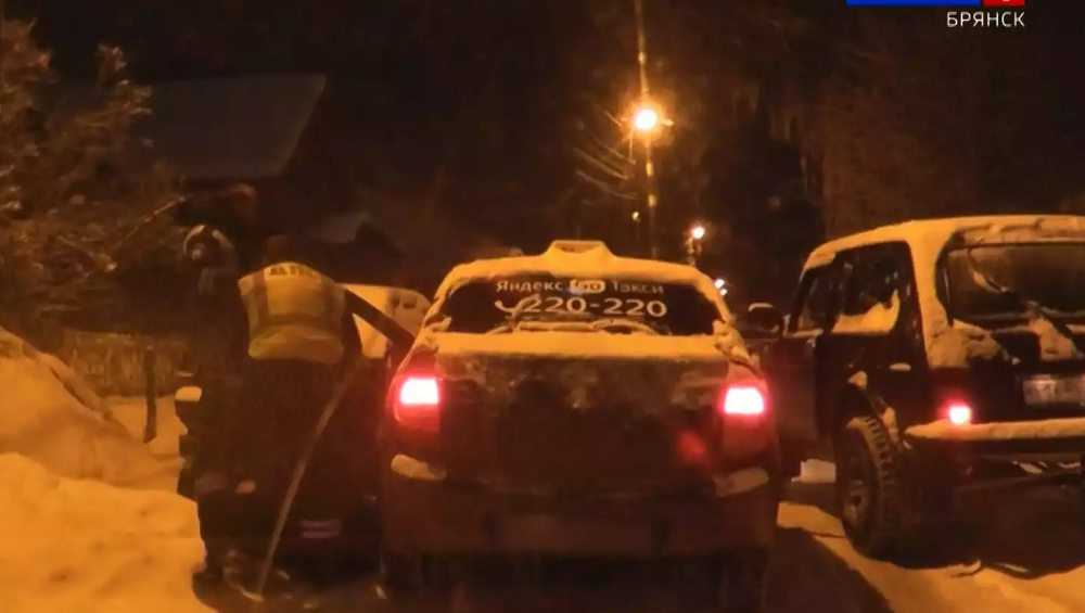 В Брянске пьяный автомобилист устроил гонки по Карачижу